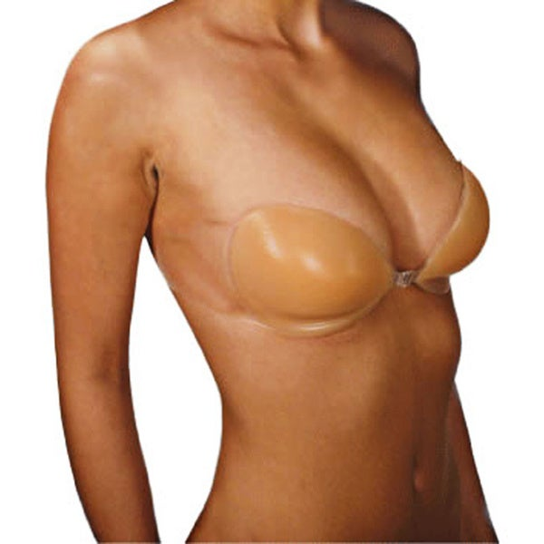 Pure Style Women's 'Gather-the-Girls' Adhesive Shaping Bra 14009684