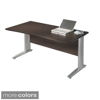 Cullen Wood and Metal Five-foot Desk