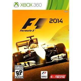 Xbox 360 - F1 2014
