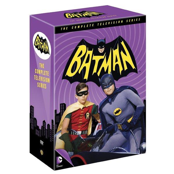 Batman: The Complete Series (DVD) 13601409