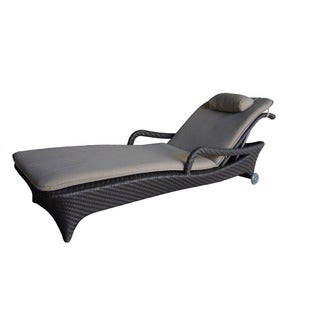 Exotica Wicker Lounge Chair