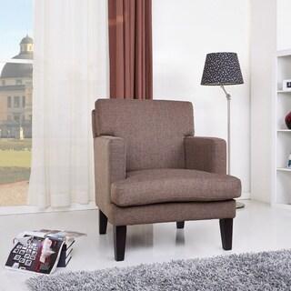 Gold Sparrow Tulsa Brown Arm Chair
