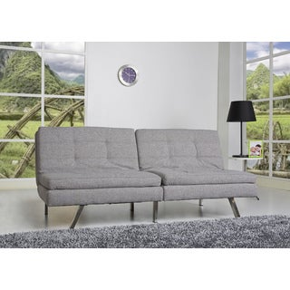 fabric sleeper sofa sofas loveseats overstock shopping the