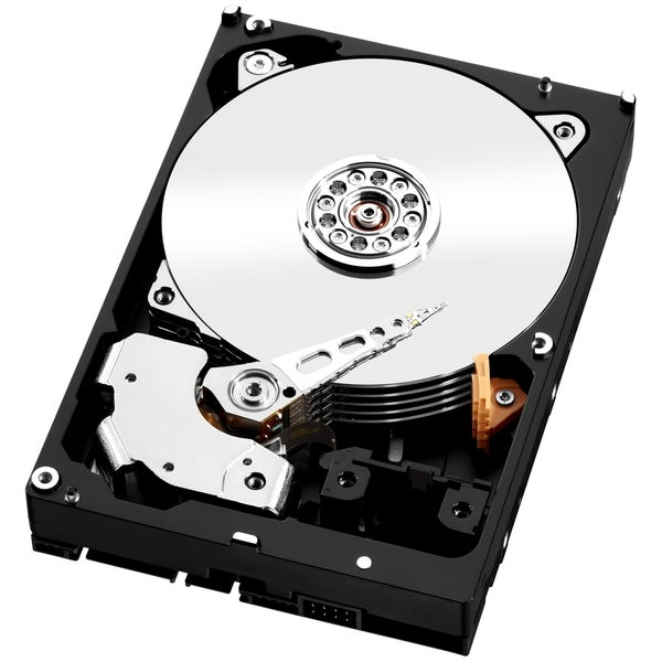 "WD Red Pro WD4001FFSX 4 TB 3.5"" Internal Hard Drive"