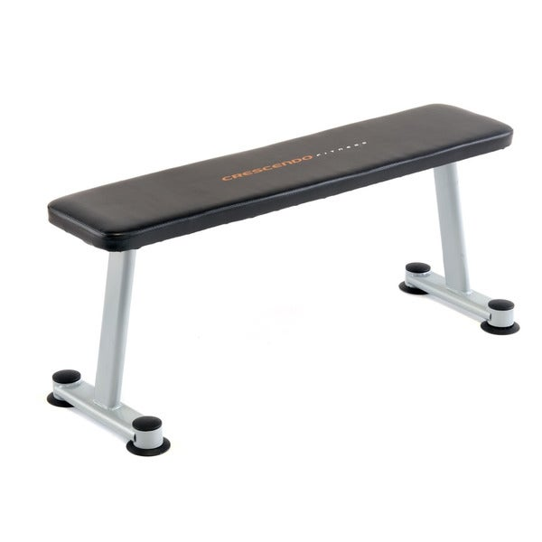 Crescendo Fitness Heavy Duty Flat Bench