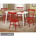 Simple Living Naples Oval 5-piece Dining Set