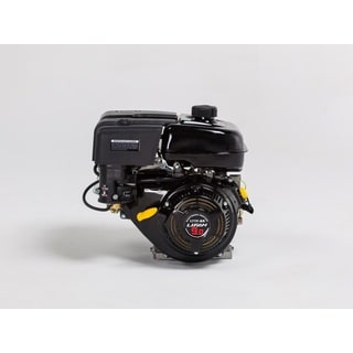 LF177F-BQ 9 HP Horizontal Shaft Recoil Start Engine and 2:1 Clutch Reduction
