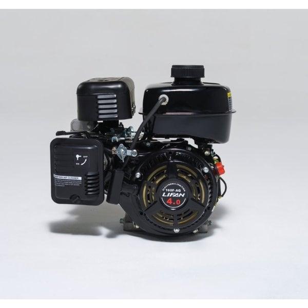 Lifan LF160F-AQ 4 HP Horizontal Shaft Recoil Start Engine