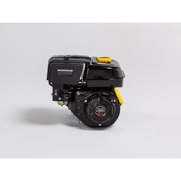 Lifan LF168F-2BRQ 6.5HP 196cc 4-stroke OHV Ind Grade Gas Engine