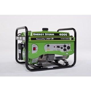 Gas Powered 4000-watt 7hp Portable Generator