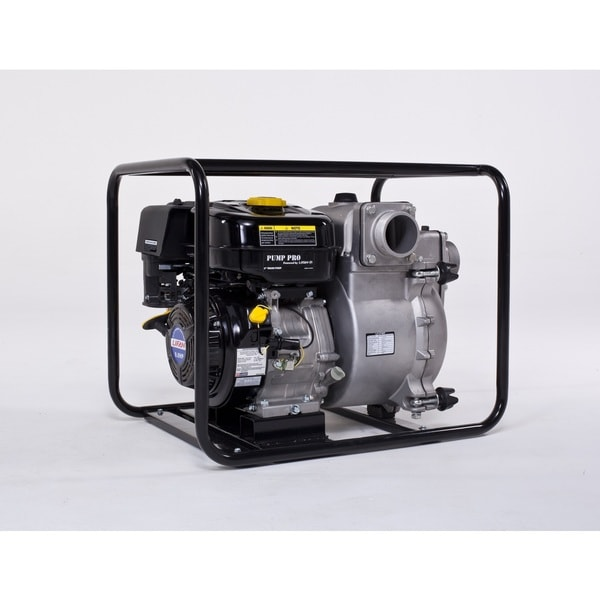 Lifan Pump Pro Full Trash 3-inch Water Pump