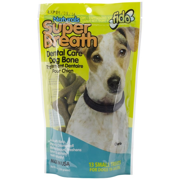 Super Breath Treats 8oz Bag-Small