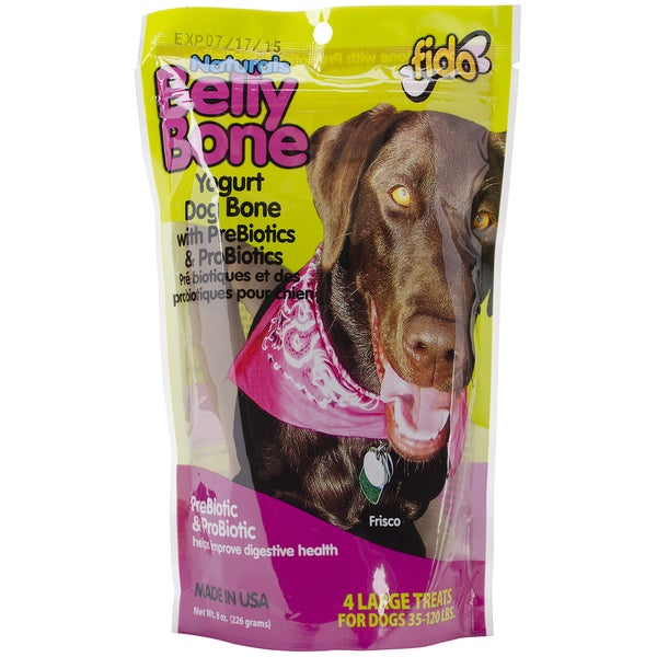 Belly Bones Treats 8oz Bag-Large