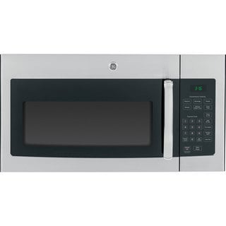 GE Stainless Steel Over-the-Range 30-inch Microwave Oven