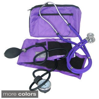 Dixie Ems Blood Pressure and Sprague Stethoscope Kit