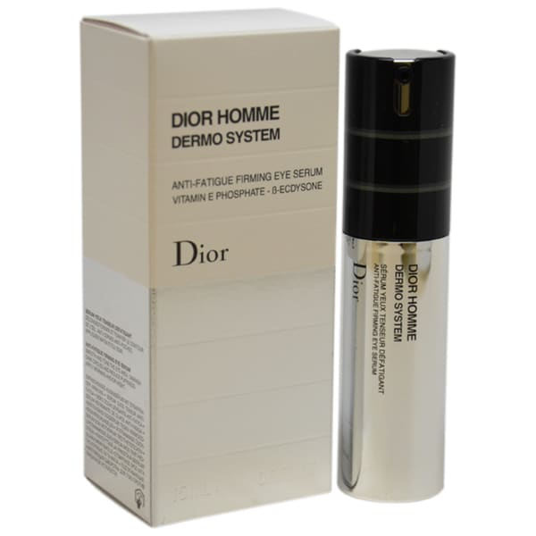 Dior Homme Dermo System Anti fatigue Firming 0.5-ounce Eye Serum
