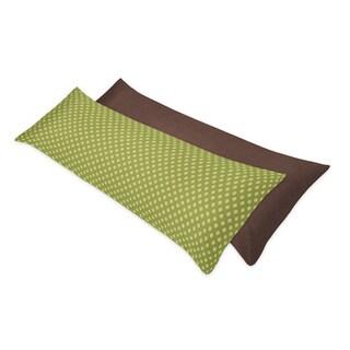 Sweet Jojo Designs Sea Turtle Full Length Body Pillow Case Cover