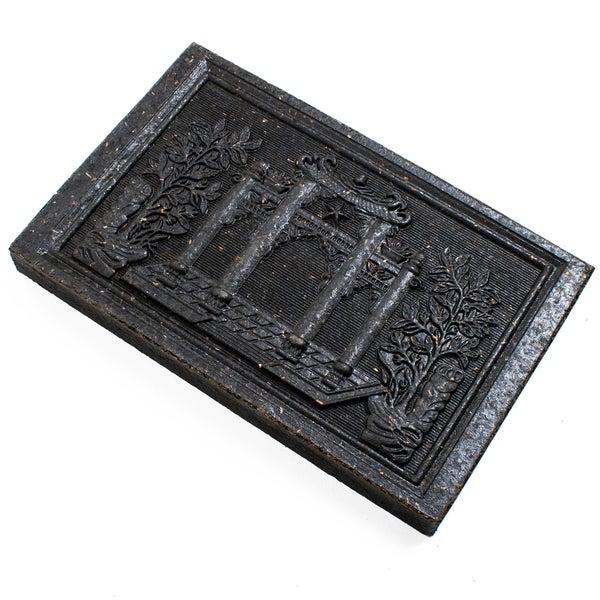China Black Tea Brick