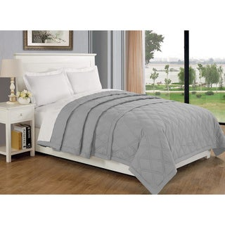 Solid Color Soft Hypoallergenic Blanket