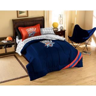 NBA Oklahoma City Thunder 7-piece Bed in a Bag Set