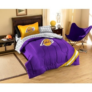 NBA Los Angeles Lakers 7-piece Bed in a Bag Set