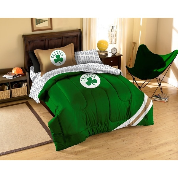 NBA Boston Celtics 7-piece Bed in a Bag Set