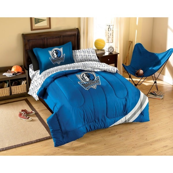 NBA Dallas Mavericks 5-piece Bed in a Bag Set