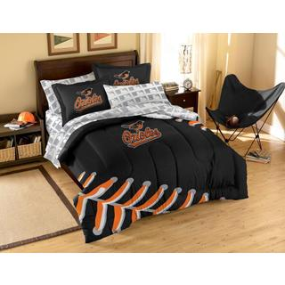 MLB Baltimore Orioles 7-piece Bed in a Bag Set