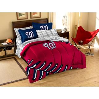 MLB Washington Nationals 7-piece Bed in a Bag Set
