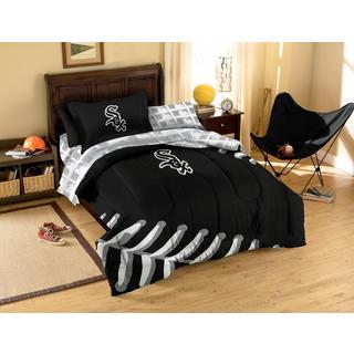 MLB Chicago White Sox 7-piece Bed in a Bag Set