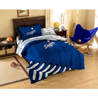 MLB Los Angeles Dodgers 7-piece Bed in a Bag Set