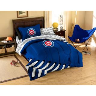 MLB Chicago Cubs 7-piece Bed in a Bag Set