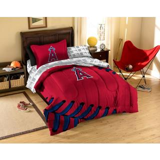 MLB Los Angeles Angels 7-piece Bed in a Bag Set