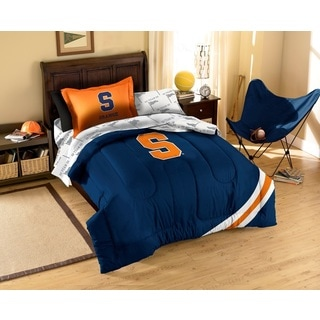 Syracuse University 7-piece Bed in a Bag Set