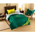 University of Oregon 7-piece Bed in a Bag Set