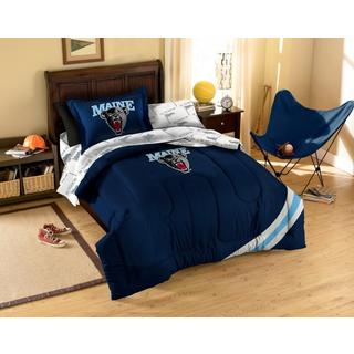 Maine University 7-piece Bed in a Bag Set