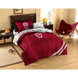 Indiana University Hoosiers 7-piece Bed in a Bag Set