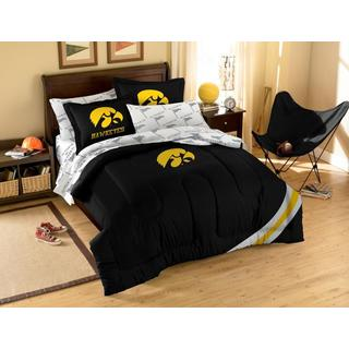 Northwest Iowa University Hawkeyes 7-piece Bed in a Bag Set