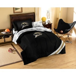 Western Michigan University Broncos 7-piece Bed in a Bag Set