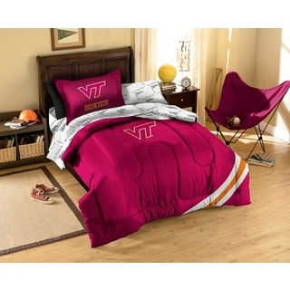 Virginia Polytechnic Institute and State University Hokies 7-piece Bed in a Bag Set