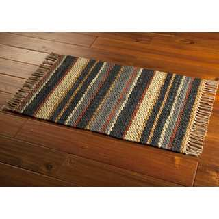 Raleigh Cotton Rectangle Rug (6'x9')