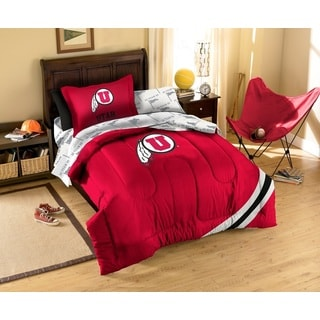 University of Utah Utes 7-piece Bed in a Bag Set