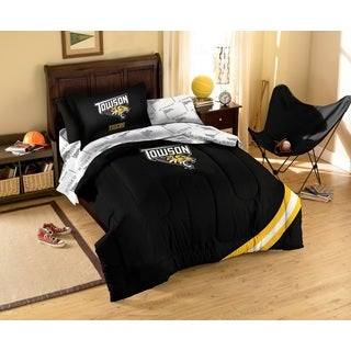 Townson State University Tigers 7-piece Bed in a Bag Set