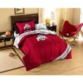 The Ohio State University Buckeyes 7-piece Bed in a Bag Set