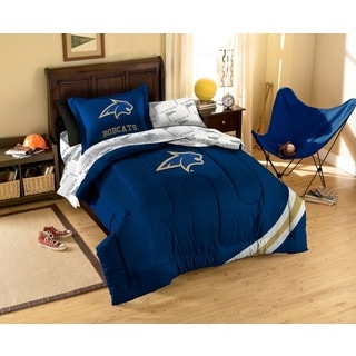 Montana State University Bobcats 7-piece Bed in a Bag Set