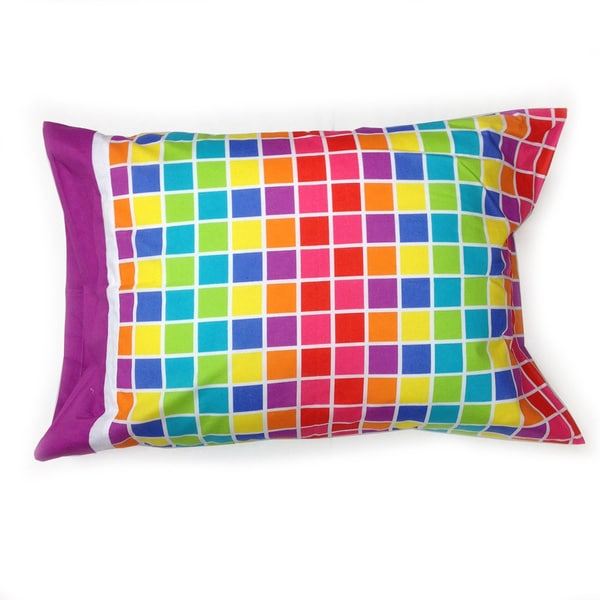 Terrific Tie Dye Standard Pillowcase