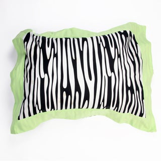 Jazzie Jungle Boy Standard Pillow Sham