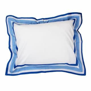Simplicity Blue Standard Pillow Sham