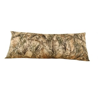 True Timber Conceal Camouflage Body Pillow