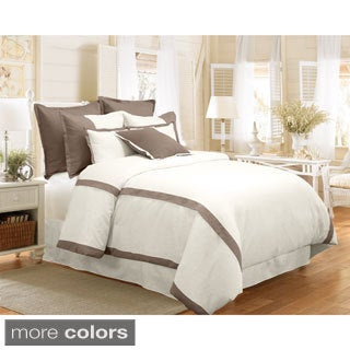 Grand Luxe Central Park 3-piece Duvet Cover Set